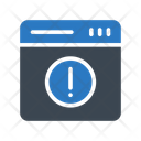 Browser Alert Icon