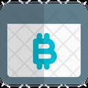 Browser Bitcoin Icon