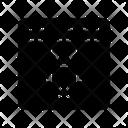 Malware Virus Bug Icon