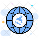 Browser Cleanup Safety Protection Icon