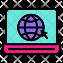 Browser Click Icon