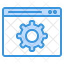 Browser Configuration Website Internet Icon