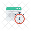 Browser Deadline Icon