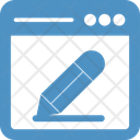 Browser Edit Icon