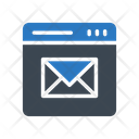 Email Message Web Icon