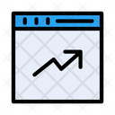 Browser Growth Icon