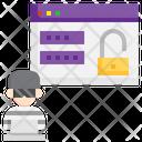 Browser Hacking Browser Hacker Unlock Icon