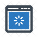 Loading Waiting Webpage Icon
