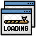 Browser Loading Icon