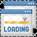 Browser Loading Web Loading Loading Process Icon