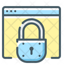 Lock Locked Protection Icon