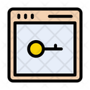 Internet Lock Browser Icon