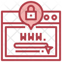 Browser Lock Icon