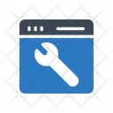 Browser Maintenance Icon
