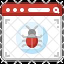 Browser Malware Browser Bug Browser Icon