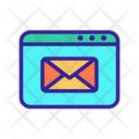Contact Us Message Icon