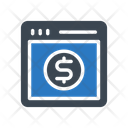 Pay Web Online Icon
