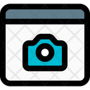 Browser Photo Online Image Online Picture Icon