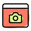 Browser Photo Icon