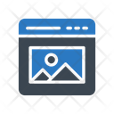 Browser Picture Icon