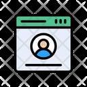 Browser Profile Icon