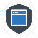 Web Browser Secure Icon