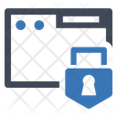 Browser Protection Security Icon