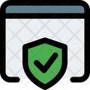 Browser Protection Icon
