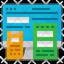 Responsive Monitor Design Icon