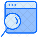 Browser Search Icon