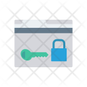 Browser Security Webpage Icon