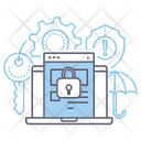 Security Password Safety Icon