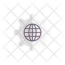 Browser Setting Development Icon