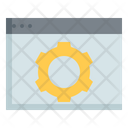 Browser Setting Icon