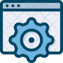 Seo Settings Browser Icon