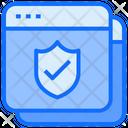 Browser Shield Icon
