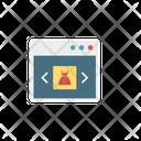 E Commerce Online Shopping Icon