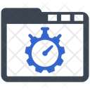 Browser Page Server Icon