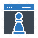 Strategy Planning Webpage Icon