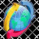 Browser Synchronization Icon
