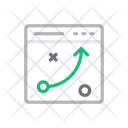 Tactic Solution Strategy Icon
