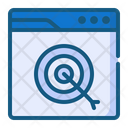 Browser Target Icon