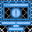 Browser Warning Browser Alert Warning Icon