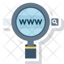 Browsing Http Search Icon