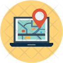Browsing Map Icon