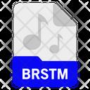 Brstm file Icon