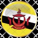 Brunei National Holiday Icon