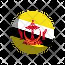 Brunei Darussalam Icon