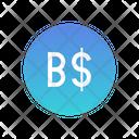 Brunei Dollar Icon