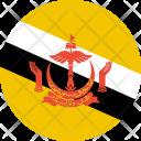 Brunei Flag World Icon